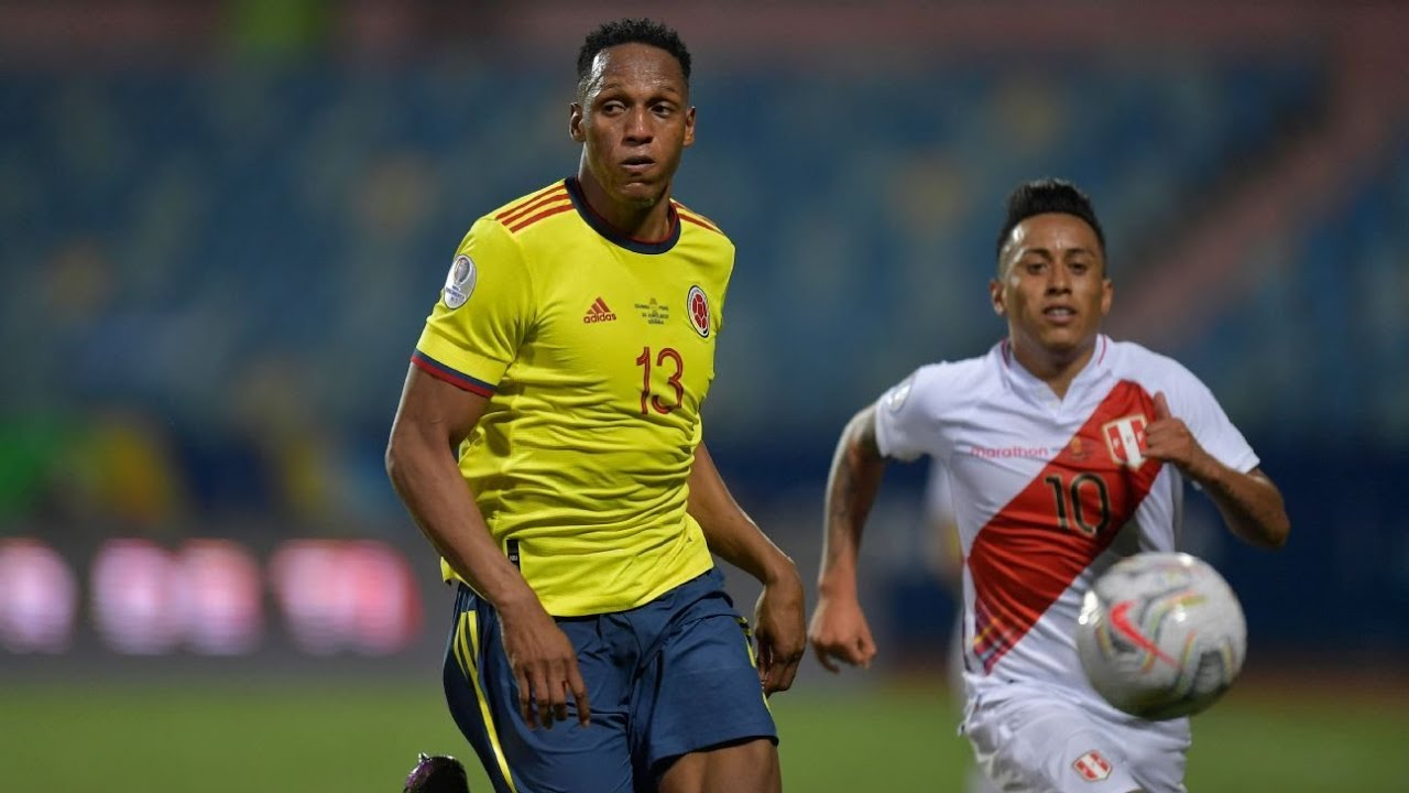 Colombia vs. Peru - Football Match Report - June 20, 2021 - ESPN