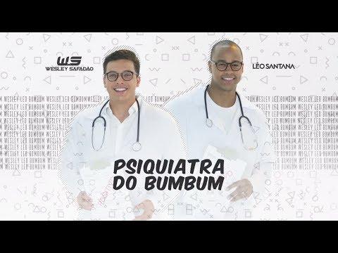 Wesley Safadão e Léo Santana - Psiquiatra do Bumbum (Comercial)