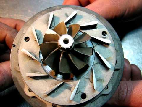 Variable geometry turbochargers (VGTs)