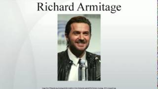 Richard Armitage (actor)