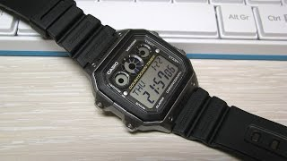 casio ae 1300wh sport watch