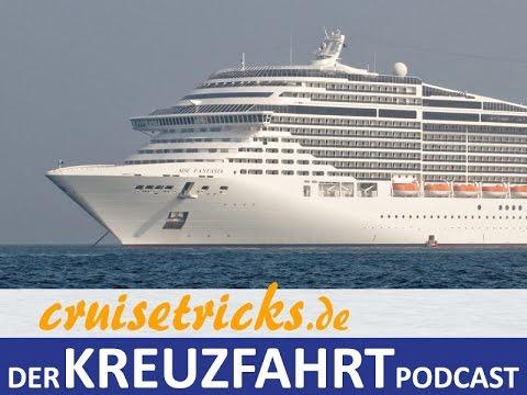 Mit der MSC Fantasia im Persischen Golf - cruisetricks.de Kreuzfahrt-Podcast