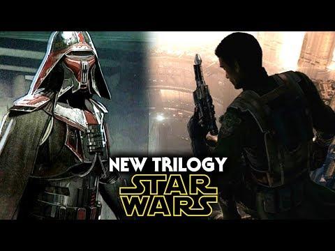 New Star Wars Trilogy Update & More! (Star Wars News)