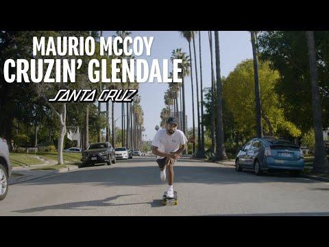 Cruzin' The Road To Recovery w/ Maurio McCoy | Santa Cruz Skateboards