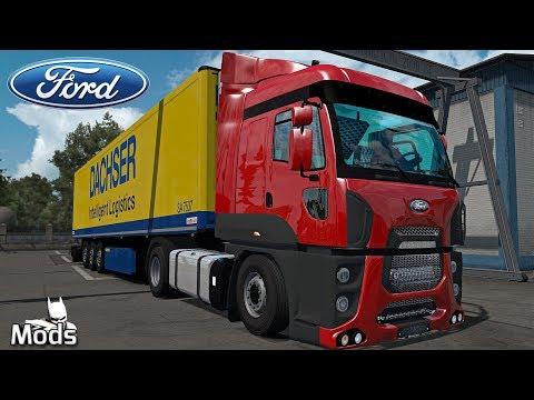 ETS2 v1.33 I Mod ▶️ Ford Cargo 2842
