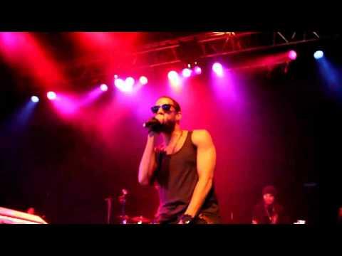 Ryan Leslie - Valentine & My Girl *Live* in Rotterdam
