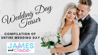 Wedding Day Teaser || Compilation of Wedding Day || Wedding Videos That Will Make You Cry