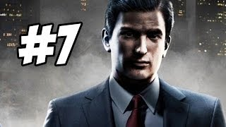 Mafia 2 Walkthrough - Part 7: Easiest Robbery Ever (Xbox360/PS3/PC)