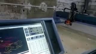 CNC Combinée : Découpe Plasma & Gravure Bois