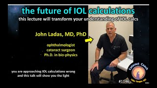 CataractCoach 1146: the future of IOL calculations in cataract surgery
