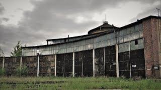 URBEX - Opuszczona lokomotywownia i warsztaty kolejowe