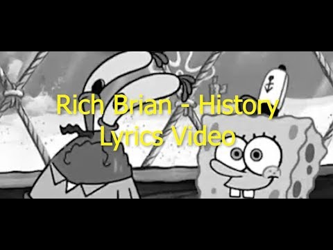 Rich Brian - History | Lyrics Video