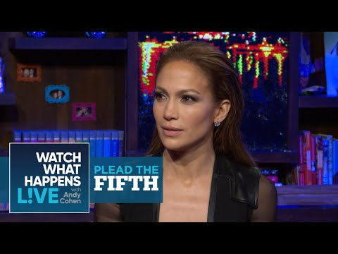 Would Jennifer Lopez Rather See Mariah Or Britney In Vegas? | Plead The Fifth | WWHL