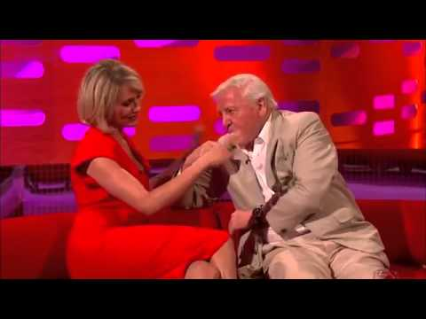 The Graham Norton Show 2012 S11x07 Cameron Diaz, David Attenborough, Kathy Burke Part 1
