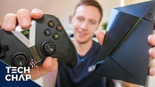 Nvidia Shield 2017 REVIEW - 4K60 HDR Video & PC Gaming! | The Tech Chap