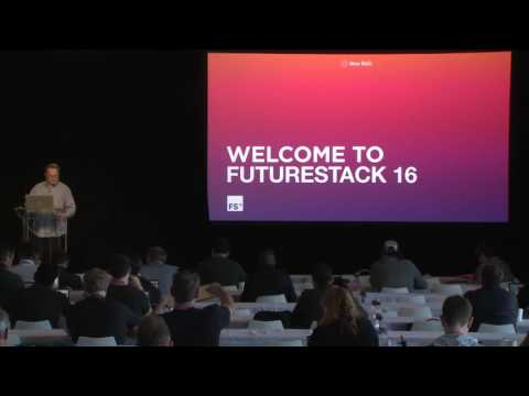 How to Write Scripts for Synthetic Monitoring, Phil Weber, New Relic: FutureStack16 SF: