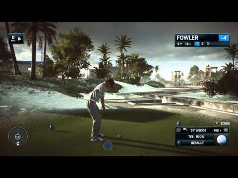 BF4 Parcel Island Golfing
