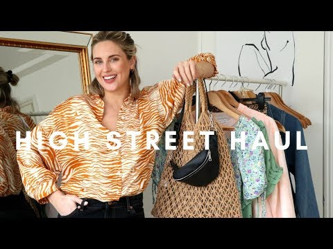 SPRING / SUMMER EVERY DAY HIGH STREET HAUL || STYLE LOBSTER