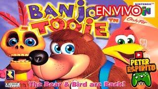 [N64] Banjo Tooie -PT 10 - El Lago de Jolly Roger!! Otra vez