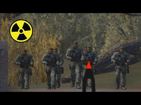 РЕЖИМ: АУЕ. Война группировок. Call of Chernobyl Великая Война #2
