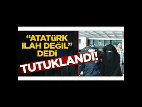 Gerçek Müslüman Atatürkü Sevemez Seviyorsa Ya Ahmaktir Ya
