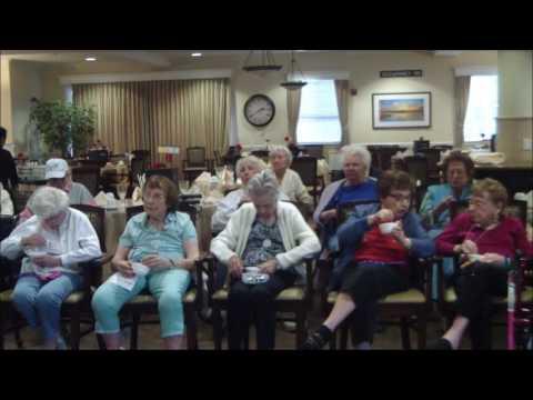 Tu Bishvat & Shabbat Service @ meadowbrook Senior living Agoura CA