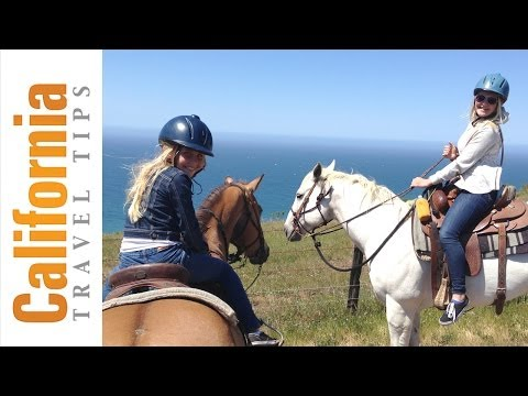 Horseback Riding - Central Coast, California