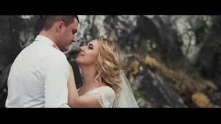Нежная свадьба Насти и Ярослава в Карелии