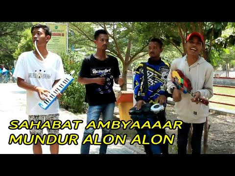 Mundur Alon Alon - Pengamen Montal Mantul WRD5  Indramayu, Jawa Barat