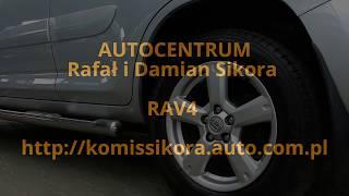 Toyota RAV4 III 4X4 2007r. [Autocentrum Rafał i Damian Sikora]