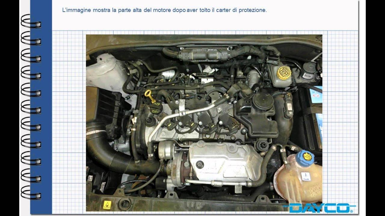 Montaggio kit distribuzione Alfa Romeo    MiTo    14 TB