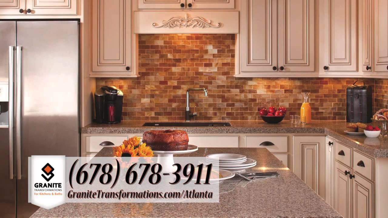 Granite Transformations Atlanta Commercial