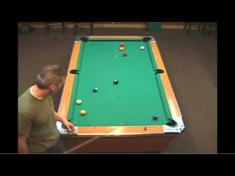 Brian Frank vs Ben Zimmer in Finals match