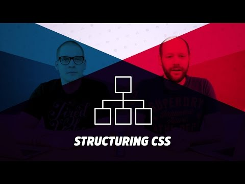 16. Structuring CSS