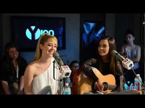 Megan and Liz - Live Performance and Interview (In Studio)