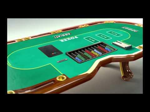 Poker Table 2008: Gaming Equipment | Abbiati Casino Equipment