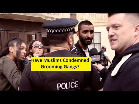 Do Muslims Condemn Grooming Gangs? Tommy Robinson Bigots Answered