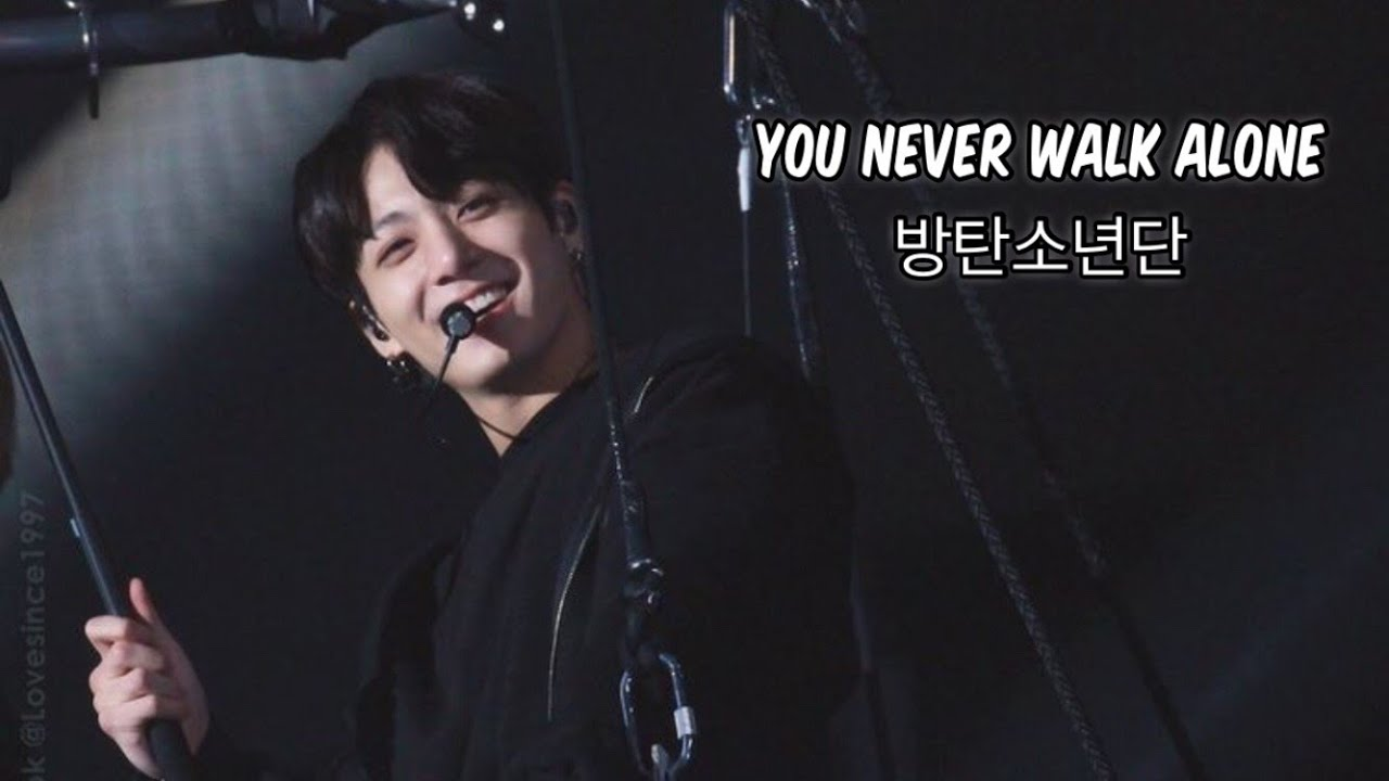 [MGL SUB] BTS (방탄소년단) - You Never Walk Alone