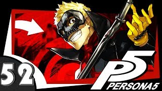 MAD GUN SKILLS   Let's Play Persona 5 (Blind)   Ep. 52
