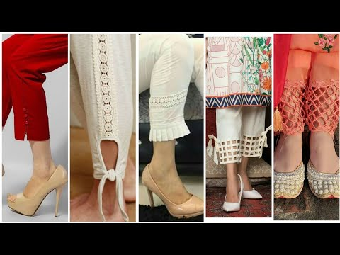 Trouser designing easy trouser  stitching trick and tips with pictures explaination