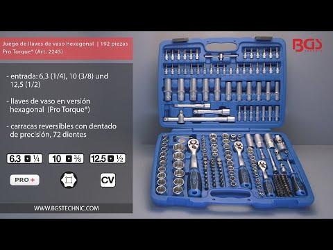 BGS Technic 6524 Llave combinada