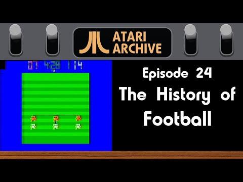Football: Atari Archive Episode 24