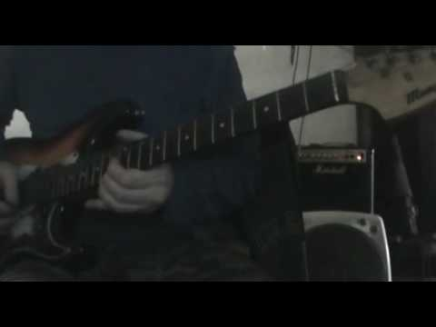 Sisters Of Mercy Dominion Mother Russia guitar demo lesson