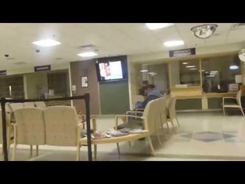 The Phoenix VA Hospital emergency room