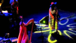 CocoRosie - Rainbowarriors (Live @ Royal Festival Hall, London, 04.08.12)