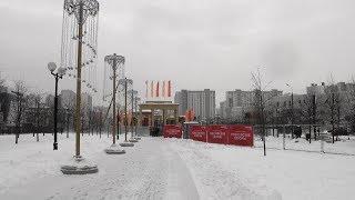 """""""Путешествие в Рождество"""" 2019 в районе Митино"""
