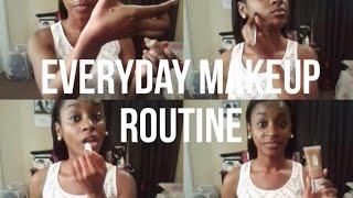 Everyday Makeup Routine Thumbnail