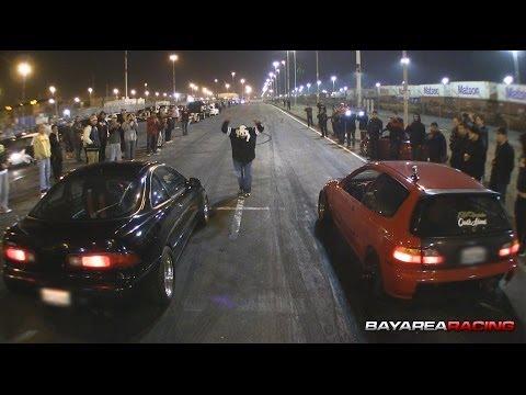K25 Integra vs H22 Civic Hatch