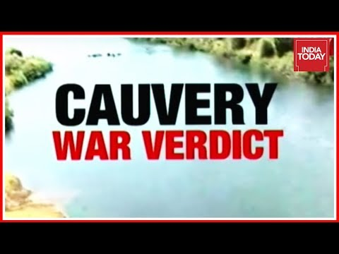 Supreme Court Verdict To End Cauvery Water Dispute ? | Burning Question