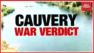 Supreme Court Verdict To End Cauvery Water Dispute ?   Burning Question